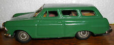 OPEL 1960 REKORD CARAVAN P2 STATION WAGON Made in Japan SSS TIN FRICTION