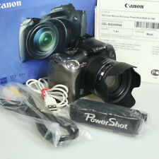Canon PowerShot SX20 IS Digital Camera 12.1MP Tested Works (used)