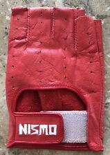 Nismo Old Logo Womens Driving Gloves