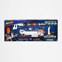 Brand New NERF N-Strike MODULUS REGULATOR Dart BLASTER