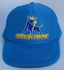 OXIDEAN MARINE Radio-Controlled Racing Boats Trucker Baseball Cap Hat One Size