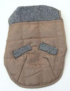 Martha Stewart Coat Puffer Grey - XS