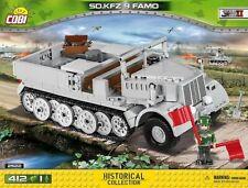 Cobi 2522 - Small Army - WWII Dt. SdKfz 9 Famo - Neu