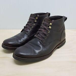 TIMBERLAND Mens Size US 9 or EU 43 / UK 8.5 Kendrick Waterproof Chukka Boots