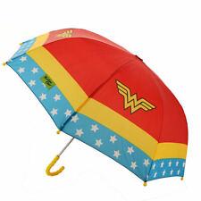Western Chief Girls' Wonder Woman Umbrella