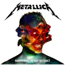 Metallica - Hardwired....To Self-Destruct - 2 x CD Album