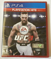 EA Sports Sony PlayStation 4 UFC 3 Game