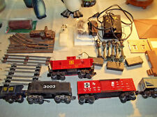 Lionel K-Line Partial Train Lot & Accessories, From Early 1990's