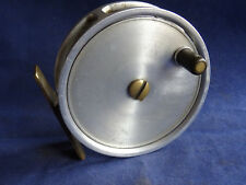 """A RARE VINTAGE HARDY 3 3/8"""" """"THE FLY REEL""""  TROUT FLY REEL"""