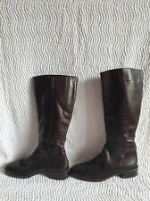 Lavorazione artigiana Brown Boots EU Size 39 (Uk Size 6)