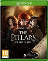 The Pillars of the Earth For XBOX One (New & Sealed)