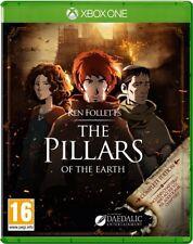 Los pilares de la tierra para Xbox One (nuevo Y Sellado)