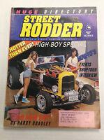 Street Rodder Magazine High-Boy Special August 1991 010517R