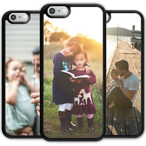 Personalised Phone Case For Samsung iPhone Sony LG - Cover Customise with Photo