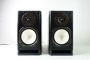 Onkyo D-N98X Lautsprecherboxen Speaker 70Watt 4 Ohm 2 Weg Bassreflex Q-1035