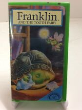 Franklin and the Tooth Fairy (VHS, 1999, Clam Shell Case Closed Captioned) 80