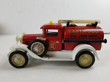 Liberty Classic Ford Model A Fire Truck Eastwood Coin Bank