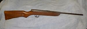 Vintage Crosman Model V350 V-350 BB Gun Air Rifle, Push In Barrel