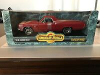 "1970 EL Camino SS454 1/18"" Scale ""American Muscle"" b ERTL Collectibles (JVE:534)"