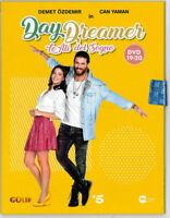 DAYDREAMER DVD LE ALI DEL SOGNO - DVD 19 e 20 + Booklet Can Yaman 10 Puntate