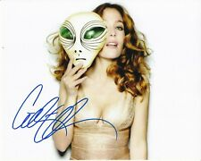 Gillian Anderson X-Files autographed 8x10 photograph RP