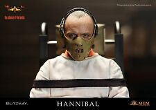 BLITZWAY THE SILENCE OF THE LAMBS HANNIBAL LECTER STRAITJACKET VER 1/6 PO 25%DP