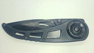 Used Gerber Ripstop Black Pocket Knife