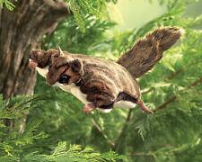 PLUSH SOFT TOY Folkmanis 2580 Sugar Glider Flying Squirrel Full Body Hand Puppet