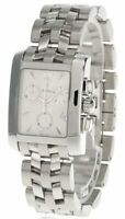 CONCORD Sportivo Silver Dial 30X40MM Chrono Stainless Men's Watch 0310402