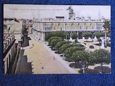 Havana Cuba/Plaza de Armas y Palacio del Presidente/Printed Color Photo Postcard