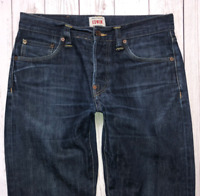 Mens EDWIN ED-39 Jeans W32 L30 Blue Regular Straight Leg Fit 🇯🇵