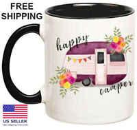 Happy Camper, RV, Vacation, Gift Mug