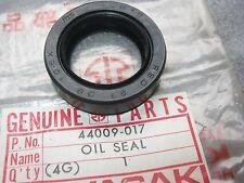 KAWASAKI FORK OIL SEAL KD100 KD80 KM100 MC1 1973-1982 NOS OEM 44009-017