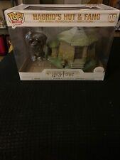 Funko Harry Potter Pop! Town Hagrid's Hut & Fang (#08)