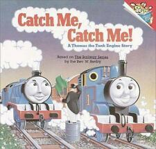 Pictureboard: Catch Me, Catch Me! : A Thomas the Tank Engine Story by Britt All…
