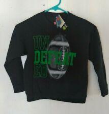 new Sweatshirts Boys shirts Clothes Football UnDefeated Sports sweatshirt XS 4/5
