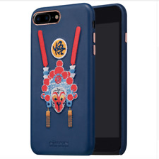 Chinese Brocade Handmade Case for Apple iPhone 8 & 8 Plus Embroider Case Vinatge