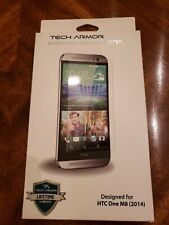 Tech armor screen protector for Htc One M8 (2014)
