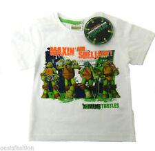 T-shirts, débardeurs et chemises blanches 4 ans pour garçon de 2 à 16 ans