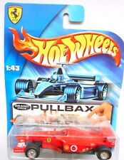 Mattel C1945 Ferrari Grand Prix Pullbax 1/43 Modellino