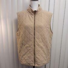 Liz Claiborne Vest Velvet Black Zip Up Sleeveless Lined Sz S Nwt Dy31 Latest Fashion Coats, Jackets & Vests Clothing, Shoes & Accessories