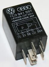 VW Beetle New Beetle No. 434 Flasher Dipper Relay 12V 1C0 941 597 1C0941597