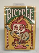Bicycle Playing Cards Brosmind Deck Exclusive Face Designs NIP Sealed