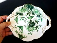 Beautiful Coalport Cathay Bon Bon Dish