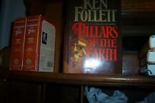 ken follett the pillars of the earth 1st edition 1st printing
