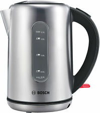 Bosch TWK7901GB Stainless Steel 1.7l 3kw City Collection Kettle