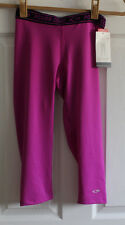 C9 by Champion Women's  Advanced Performance Tight  capri's pink  XS NEW