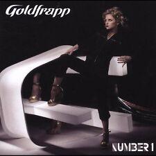 GOLDFRAPP Number 1 [EP] [EP] CD