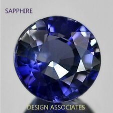 BLUE SAPPHIRE 2 MM ROUND BEST BLUE COLOR