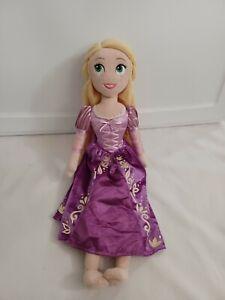 Disney Store Authentic Tangled Rapunzel Princess Toy Plush Doll Stuffed 20